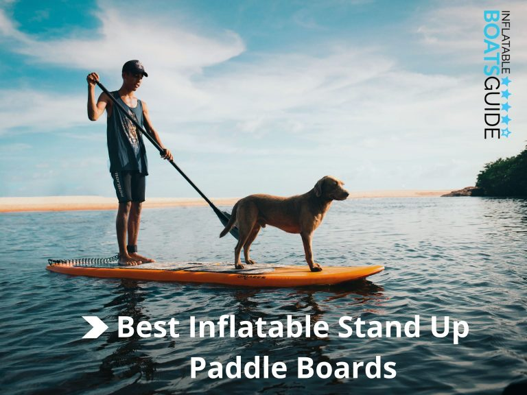 Best Inflatable Stand Up Paddles