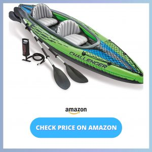Intex Challenger Kayak Series reviews and user guide