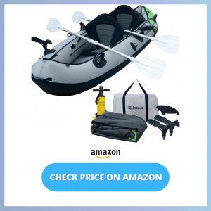 Elkton kayak reviews and user guide