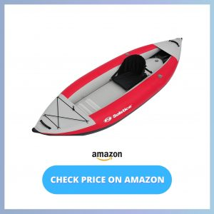 Solstice by Swimline Flare 1 Person Kayak reviews and user guide