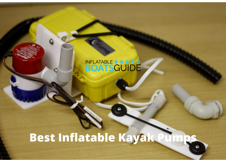 Best Inflatable Kayak Pumps