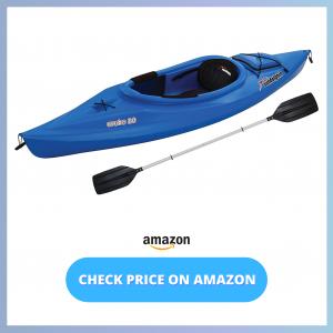 SUNDOLPHIN Sun Dolphin Aruba 10-Foot Sit-in Kayak reviews and user guide