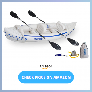 Sea Eagle Kayak reviews and user guide