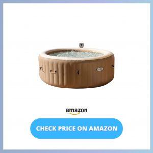 Intex PureSpa Portable Bubble Massage Spa Set