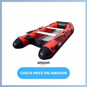 BRIS 12ft Inflatable Boat Inflatable Raft