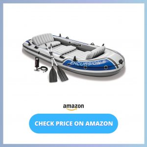 Intex Excursion Inflatable Boat Series