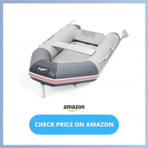 HydroForce Caspian Pro Inflatable Boat