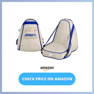 Sea Eagle Deluxe Inflatable Kayak Seat reviews