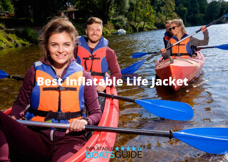 Best Inflatable Life Jacket