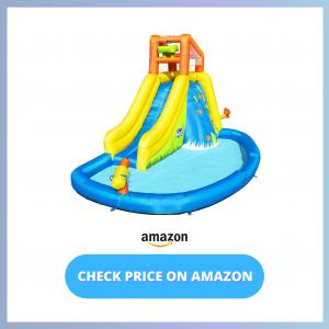 Bestway - H2OGO! Mount Splashmore Kids Inflatable Water Park