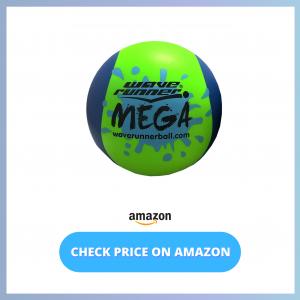 Wave Runner Mega Ball